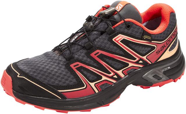 2 Magnetblackliving Salomon Shoes Flyte Women Wings Gtx Coral mv8n0Nw